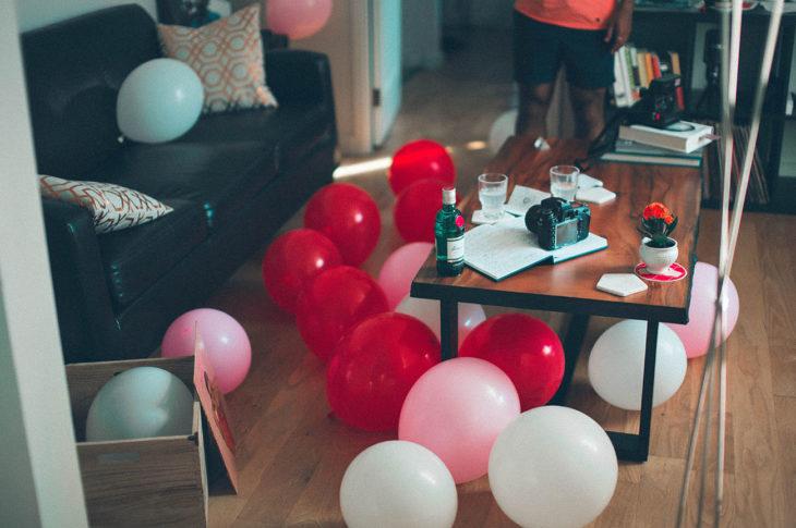 Junggesellenabschied feiern